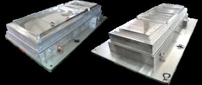 Molde para Termoformar Contra porta Refrigerador